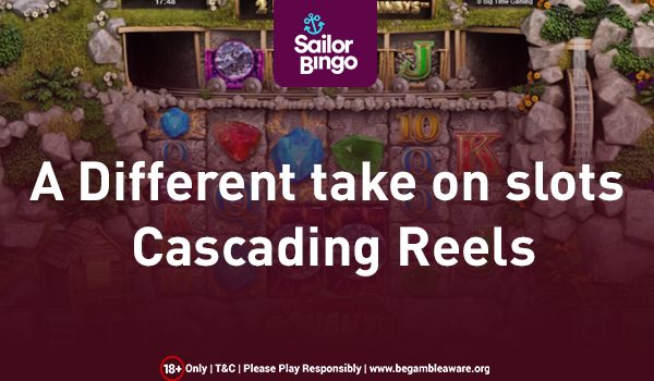 A Different take on slots - Cascading Reels