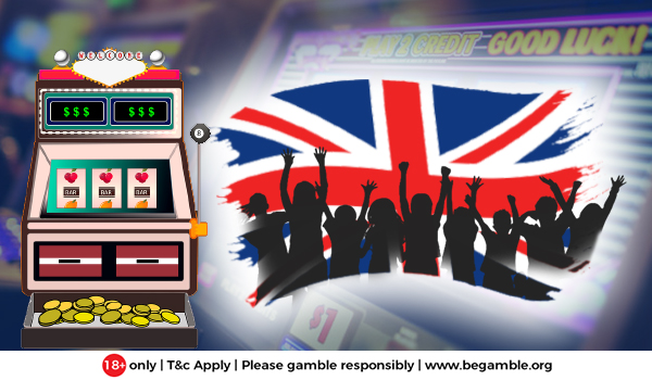 The popularity of video slots in the UK