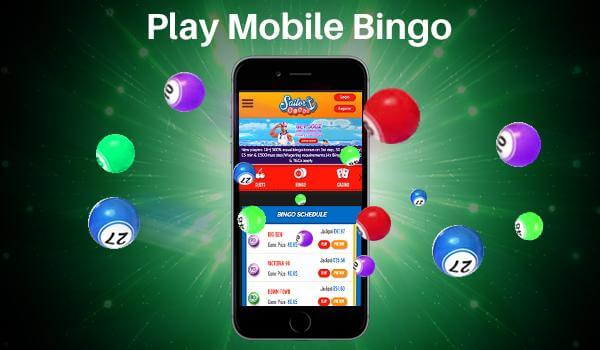 Play Mobile Bingo Games