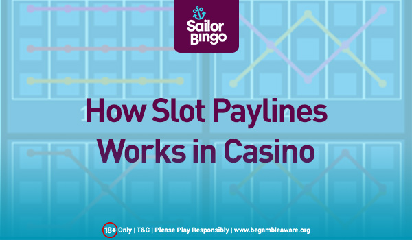 how slot paylines works in casino