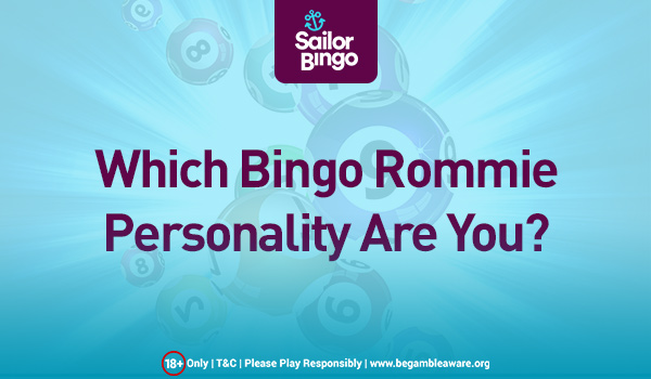 which bingo rommie personality are you
